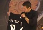 Video: Sandis Valters VEFam saka <i>jā</i>, izlasei - <i>nē</i>