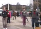 Video: Maratona treniņš Jelgavā