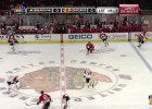 Video: Bārtuļa pirmā spēle NHL finālā