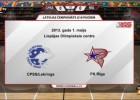 Video: CPSS U18 - Rīga U18, pilns spēles ieraksts