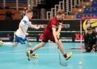 Latvijas juniori kapitulē Somijas priekšā