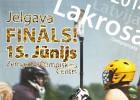 Svētdien tiks noskaidroti Latvijas čempioni lakrosā