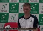 """Video: Lībietis: """"Dubultspēle bija labākā karjerā, vienspēle..."""""""