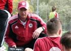 Latvijas U17 izlase UEFA Attīstības otrajā mačā zaudē Melnkalnei