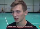 """Video: Zilberts: """"Šodien obligāti bija jāizcīna pirmā uzvara, vienalga kā.."""""""