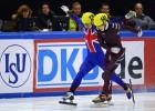 Šorttrekists Puķītis iegūst 19. vietu pasaules čempionāta 500 metros