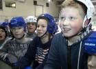 "Video: ""Ledus gladiatori 2015"" aizvada pirmos treniņus"
