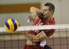 """""""RTU/Robežsardze"""" uzvar trīs setos, Daugavpils dāmām vēl viena uzvara"""