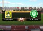 Video: Karlsons un ''Ventspils'' apspēlē ''Mettu/LU''