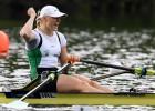 Īrijas lavietei Pušpurei ceturtā vieta pasaules čempionātā