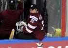 """Merzļikins: """"Pierast pie Ziemeļamerikas hokeja ātrumiem ir liels pluss Eiropā"""""""