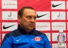 """Čempiones """"Spartaka"""" treneris nepaliek - Kubarevs atgriežas Baltkrievijā"""