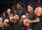 WNBA ar bezprecedenta lēmumu atceļ spēlētājām sodus par politisko aktīvismu
