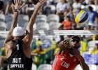Pārsteidzošie kubieši sasniedz ceturtdaļfinālu, itāļu duelī uzvar Nikolai un Lupo