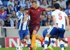 ''Porto'' un Roma uzvarētāju nenoskaidro, Monako pārspēj ''Villarreal''