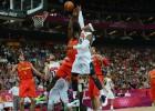 Pusfināli basketbolā: Londonas finālu atkārtojumi un lielās cerības