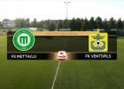 Video: Ventspils zaudē punktus pret Metta/LU