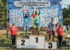 Noskaidroti 2016.gada Latvijas čempioni motokrosā solo klasēm