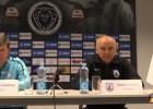 """Video: Volčeks:""""Bijām pelnījuši uzvarēt""""."""