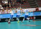 Fantastiskā finālspēlē Somijas izlase gāž no čempionu troņa zviedrus