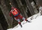 Bendika pirmoreiz iekļūst PČ iedzīšanā, sprintā uzvar Koukalova