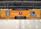 """Video: HS """"Rīga"""" pieveic regulārā čempionāta līderus"""