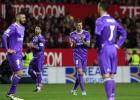 """""""Sevilla"""" pēdējās minūtēs apgriež spēli kājām gaisā un padara galu """"Real"""" sērijai"""