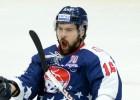 """Daugaviņš: """"KHL sezona ir daudz grūtāka, salīdzinot ar NHL"""""""
