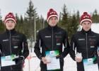 Eiropas čempionātā startēs 17 Latvijas ziemas orientēšanās izlases pārstāvji