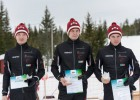 Latvijas komandai 5. vieta Eiropas ziemas orientēšanās čempionāta stafetē