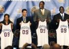 """Divi """"Knicks"""" pārstāvji 50 izcilāko NBA spēlētāju sarakstā, Džordans pirmais"""