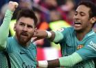 """Mesi izrauj """"Barcelona"""" uzvaru pret """"Atletico"""""""