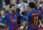 """""""Barcelona"""" sakauj """"Villarreal"""", Mesi sasniedz un pārsniedz sezonas 50 vārtu robežu"""