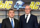 KHL desmitās sezonas Zvaigžņu spēle notiks Astanā