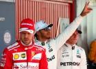 Hamiltons ar nelielu pārsvaru uzveic Fetelu kvalifikācijā Spānijā