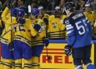 <i>Ziemeļu divcīņā</i> Zviedrijas vairākums nokārto uzvaru pār Somiju