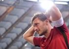 """Cieņa, mīlestība un asaras: Frančesko Toti atvadās no """"Roma"""""""