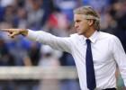 """Mančīni gatavojas pamest """"Zenit"""", lai kļūtu par Itālijas izlases galveno treneri"""