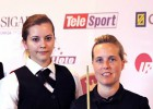 Snūkeriste Prisjažņuka pirmoreiz Eiropas vicečempione