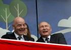 FIFA prezidents ļoti apmierināts ar video atkārtojumu ieviešanu