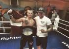 Neuzvarētais MMA cīkstonis Leisāns Tukumā krustos dūres ar lietuvieti Bajorinu