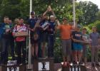 Enduro galvaspilsētā Vidrižos vairāk kā 100 dalībnieku Enduro Sprintā