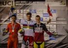 Strazdiņš izcīna augsto trešo vietu UEC Eiropas kausa 6. posmā BMX
