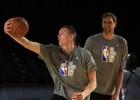 Porziņģis kopā ar citām zvaigznēm šovakar aizvadīs NBA Āfrikas spēli