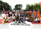 """""""Ghetto Basket"""" – Latvijas čempionāts – turpinās ar 51 komandas turnīru Saldū"""