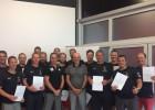 Pirmo reizi Latvijā notikuši UCI 1. kategorijas BMX treneru kursi