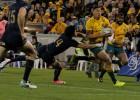 Argentīnas pietiek vienam puslaikam, Austrālija svin uzvaru