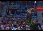 Video: Āfrikas čempionāta pusfinālā senegālieša danks iznīcina vairogu
