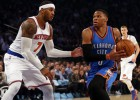 """Entonija sāgas beigas: """"Knicks"""" piekrīt darījumam ar """"Thunder"""""""