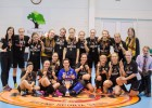 Par uzvaru sieviešu 1. līgā cīnīsies piecas komandas